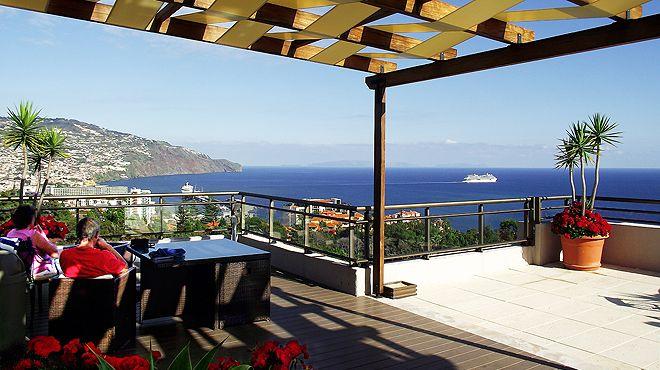 Hotel Savoy Gardens - Panorama Terrace