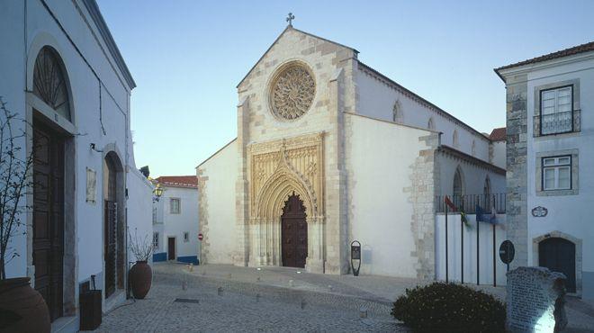 Igreja da Graça Place: Santarém Photo: José Manuel