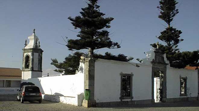Capela de Nossa Senhora dos Remédios 地方: Peniche 照片: Turismo do Oeste