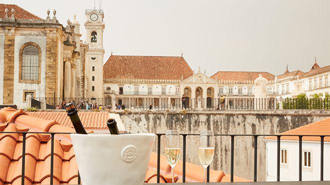Sapientia Boutique Hotel  Place: Coimbra