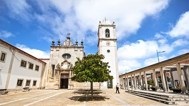 Sé Catedral de Aveiro Ort: Aveiro Foto: Sergio Gutierrez Getino