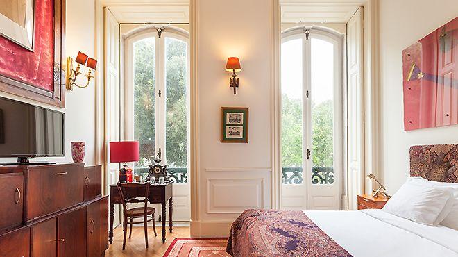 Suites & Terrace room Foto: Suites & Terrace room