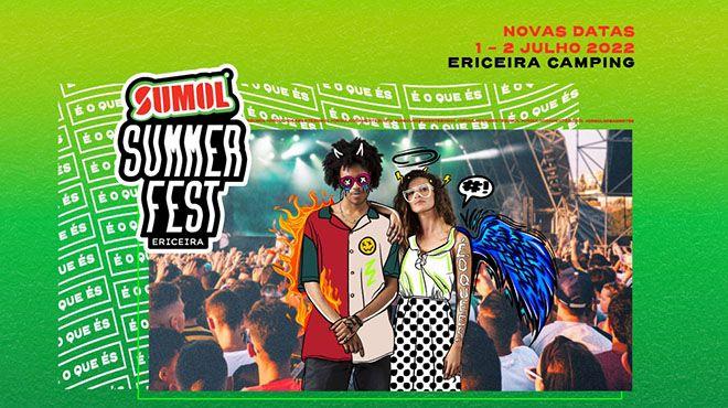 Sumol Summer Fest 2022