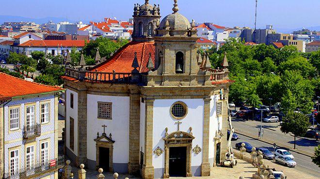 Igreja do Senhor Bom Jesus da Cruz - Barcelos