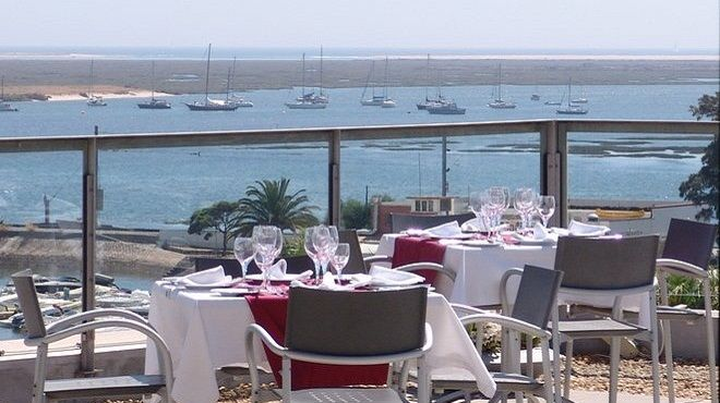 Restaurante Ria Formosa Local: Faro Foto: Restaurante Ria Formosa
