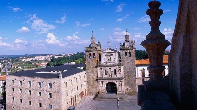 Sé Catedral - Viseu Local: Viseu Foto: ARTP Centro de Portugal