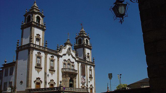 Igreja da Misericórdia - Viseu Local: Viseu Foto: ARTP Centro de Portugal