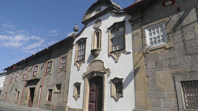 Museu da Guarda_Antigo Paço Episcopal da Guarda Place: Museu da Guarda_Antigo Paço Episcopal da Guarda Photo: ARPT Centro de Portugal