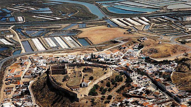 Castelo de Castro Marim - Grande Rota do Guadiana Luogo: Castro Marim Photo: Odiana