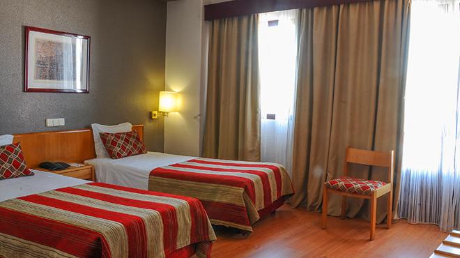 Almedina Coimbra Hotel_room Place: Coimbra Photo: Almedina Coimbra Hotel