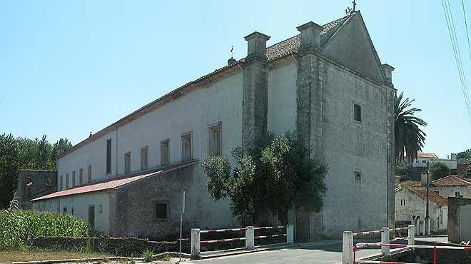 Mosteiro de Santa Maria de Cós Lugar Cós - Alcobaça Foto: Turismo de Leiria-Fátima
