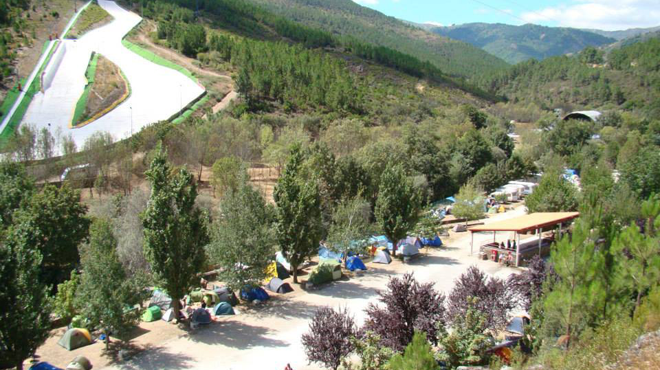 Parque de Campismo_Skiparque_P Lieu: Manteigas Photo: Skiparque