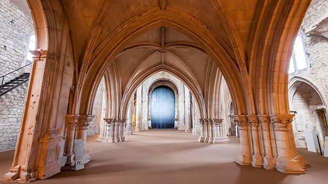 Convento de São Francisco Lugar Tomar Foto: Shutterstock_StockPhotosArt