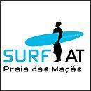 Surf At Praia das Maçãs