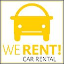 We Rent - car rental