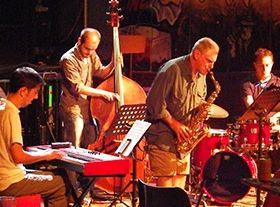 Quartet Hedgar Caramelo
