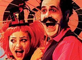 El circo contemporáneo de Odder Sideshow