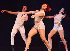 Marina Popova 舞蹈团的数字