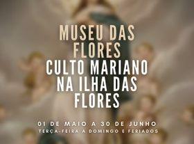 De Mariano cultus op het eiland Flores