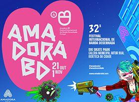 AMADORA BD – Festival Internacional de Banda Desenhada