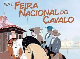 Feira Nacional do Cavalo (Nationale Paardenbeurs)