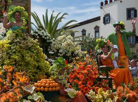 Bloemenfeest op Madeira 2021