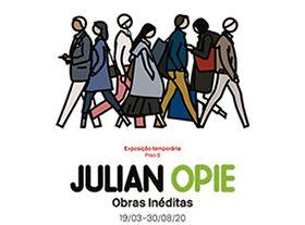 Julian Opie. New works - Berardo (...)