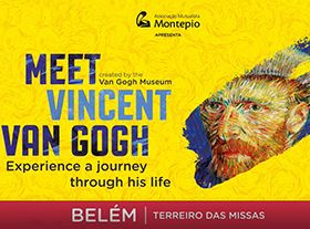 Meet Vincent Van Gogh