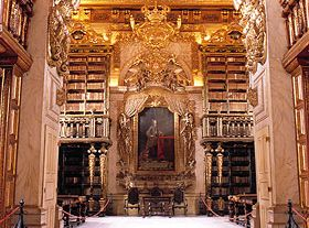 Discovering the baroque in Portugal