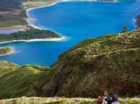 Trilhos nos Açores