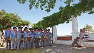 Cante Alentejano Photo: Turismo do Alentejo