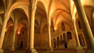 Mosteiro de Alcobaça Place: Mosteiro de Alcobaça Photo: Rui Cunha