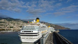 Porto da madeira Place: Madeira Photo: Administração dos Portos da Região Autónoma da Madeira, S.A.