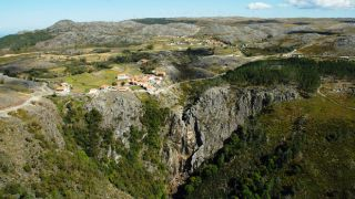 Geoparque de Arouca Local: Arouca Foto: Associação Geoparque Arouca