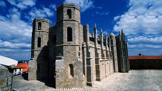 Catedral da Guarda Local: Guarda Foto: Turismo Centro de Portugal