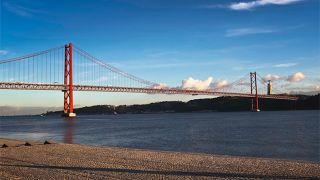 Ponte 25 de Abril Foto: Turismo de Lisboa