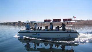 Passeio de barco Lieu: Rio Guadiana Photo: Turismo do Alentejo