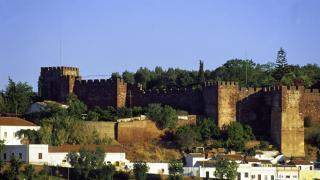 Castelo Vista Local: Silves Foto: José Manuel
