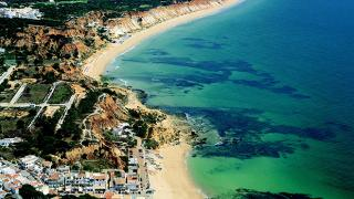 Praia da Falésia Photo: Turismo do Algarve