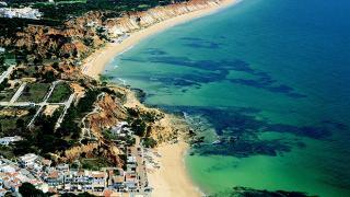 Praia da Falésia Foto: Turismo do Algarve
