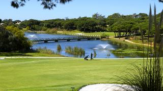 Campo de Golfe Luogo: Vale do Lobo Photo: Quinta do Lago