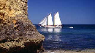 Passeio Licenciado 場所: Algarve 写真: John Copland