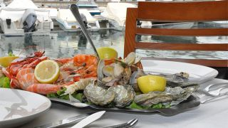 Marisco Lieu: Algarve Photo: Pedro Reis - Turismo do Algarve