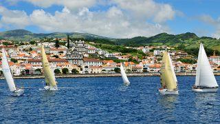 Vela Local:Horta Foto:Maurício de Abreu - Turismo dos Açores