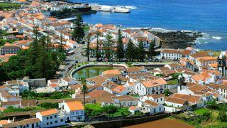 Santa Cruz da Graciosa Ort: Ilha Graciosa nos Açores Foto: DRT, Maurício de Abreu