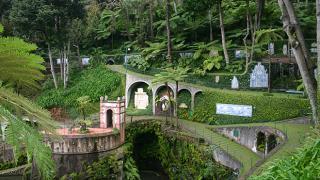 Jardim Tropical Local: Monte Palace Foto: Turismo da Madeira