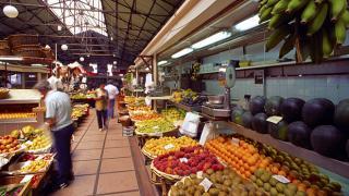 Mercado dos Lavradores Lieu: Madeira Photo: João Paulo
