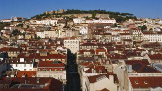 Castelo de São Jorge Место: Lisboa Фотография: João Paulo