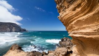 Praia do Castelejo Place: Sagres Photo: Gtresonline