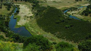 A Natureza em Nouda Local: Barrancos Foto: Turismo do Alentejo